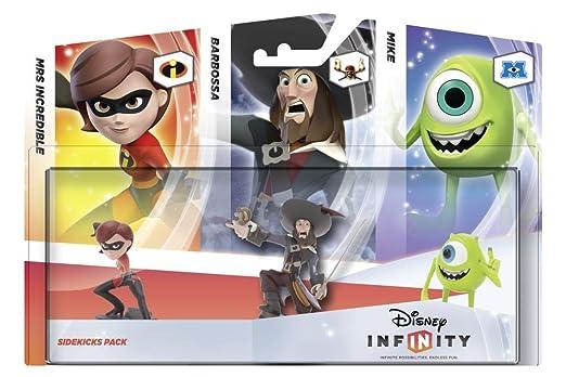 19 opinioni per Disney Infinity: Tripack: Amici (Set con 3 personaggi)