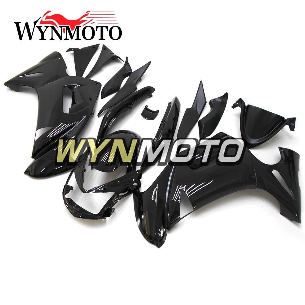 Amazon.com: WYNMOTO ABS Plastic Motorcycle Fairing Kit For ...