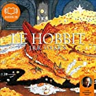 Le Hobbit Audiobook by J. R. R. Tolkien Narrated by Dominique Pinon
