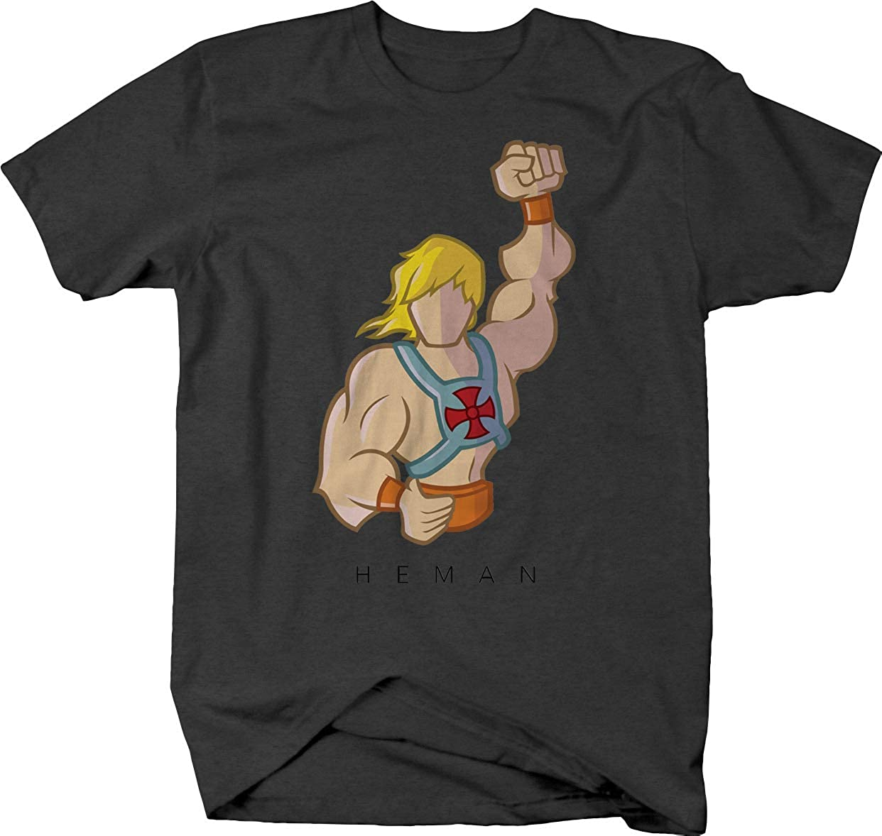 Comic He Man And The Masters Of The Universe Power Fist Nerd Shirts