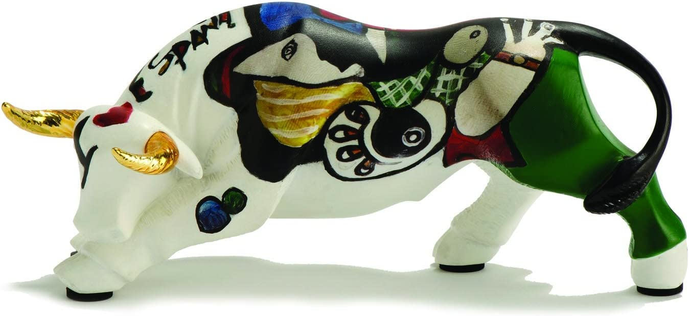 n/° 002 Nadal 711002 Figurine d/écorative de Taureau p