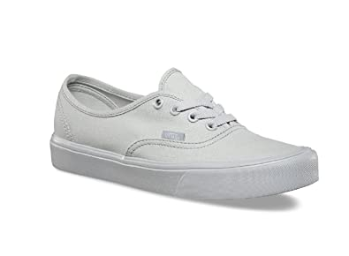 4a65db92dc Vans Men s Authentic Lite (Mono) Dawn Blue Dawn Blue Skateboarding Shoes ( Mens
