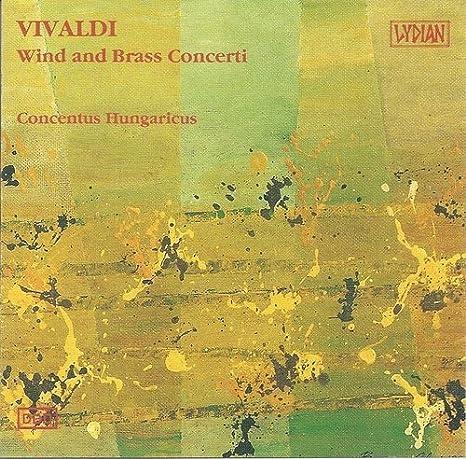 Wind & Brass Concerti