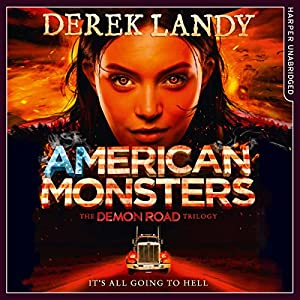 American Monsters Audiobook