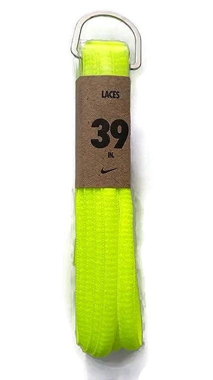 NIKE Unisex repuesto zapatos oval cuerdas cordones Ak56P37