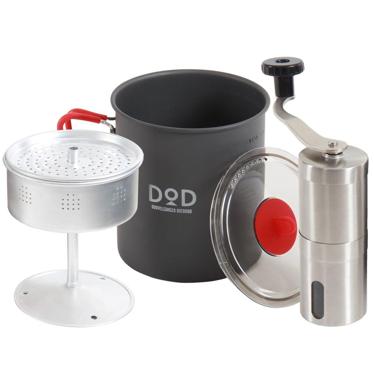DOPPELGANGER(ドッペルギャンガー) アウトドア ツーリング コーヒーセット ラーメン
