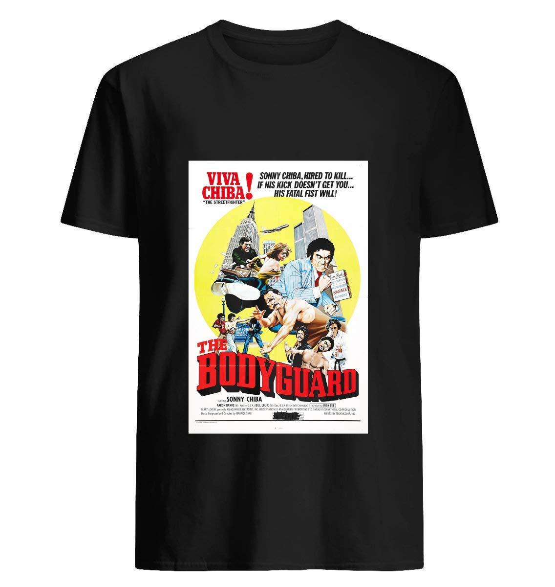 Bodyguard Sonny Chiba 12 T Shirt For Unisex