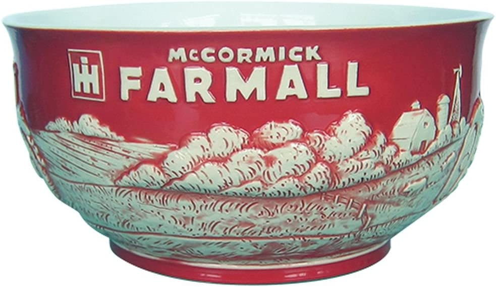 Farmall Stoneware 16oz Bowl