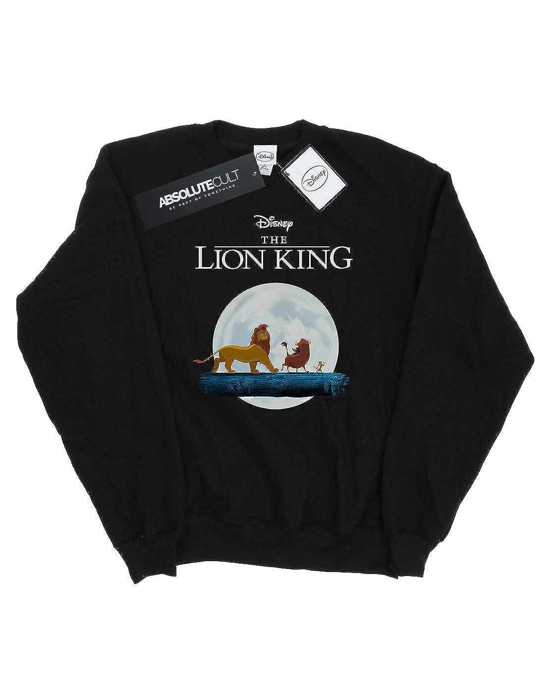 Disney Niños The Lion King Hakuna Matata Walk Camisa De Entrenamiento: Amazon.es: Ropa y accesorios