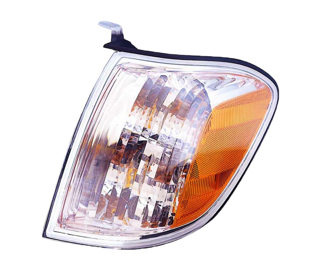 NSF Certified Depo 312-1556L-AF Toyota Tundra//Sequoia Driver Side Replacement Parking//Signal Light Assembly