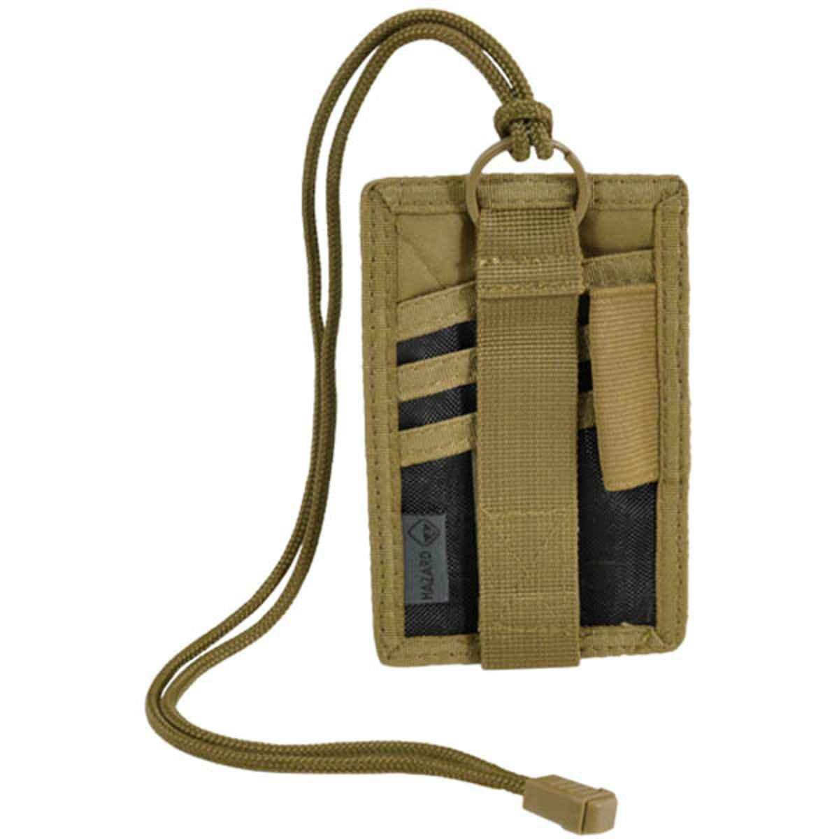 amazon com onetigris tactical id card holder hook u0026 loop patch