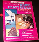 img - for Fun & Easy Projects for JUMBO CRAFT STICKS (#7412) book / textbook / text book