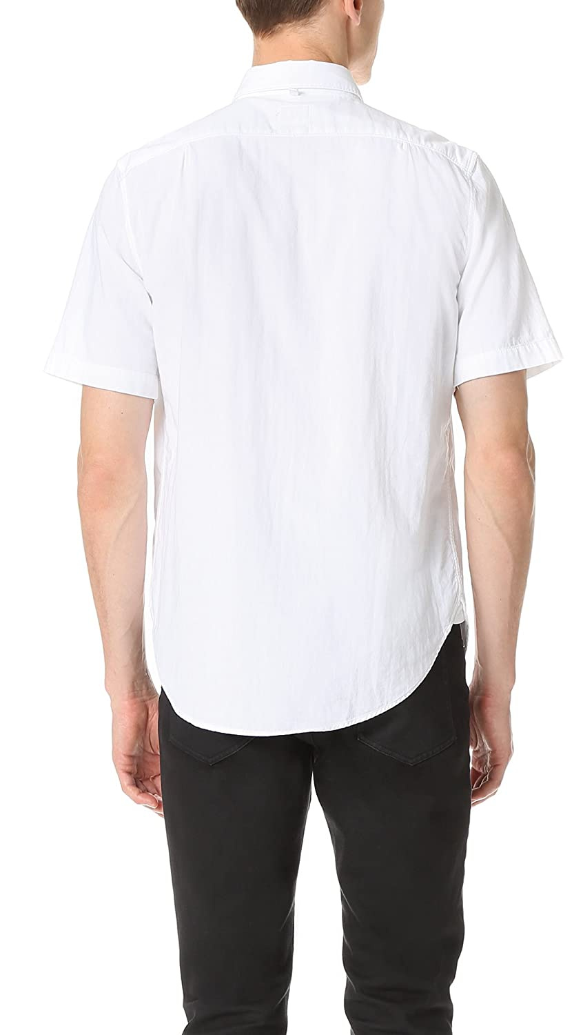454eb048000 Rag & Bone Standard Issue Men's Standard Issue Short Sleeve Beach ...