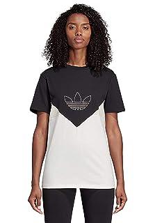 adidas Originals - Camiseta CLRDO Tee - DH3021 - Nero, 32