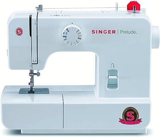 Singer Prelude – Máquina de coser + Kit de iniciación todo ...