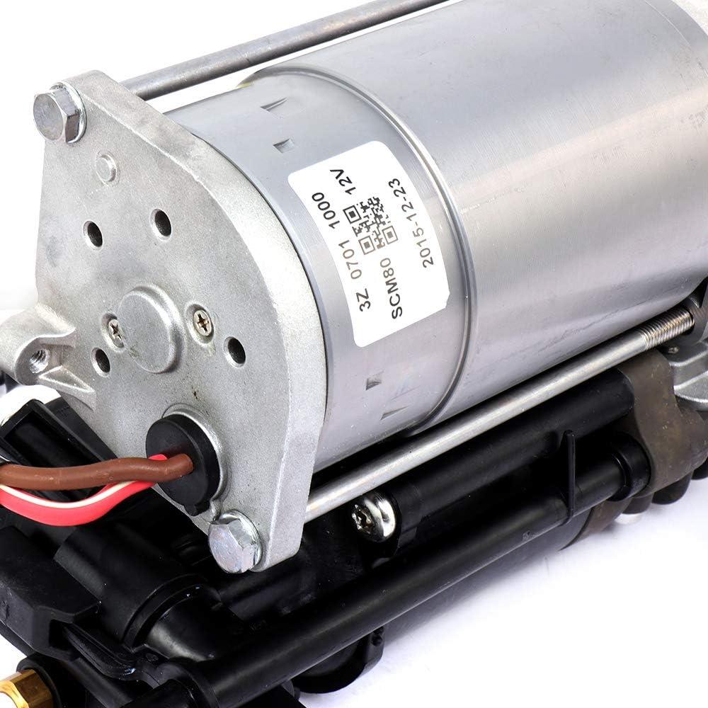 INEEDUP 558102J000 Air Suspension Compressor Airmatic Air Pump Replacement Fit for 2009-2011 Kia Mohave Borrego