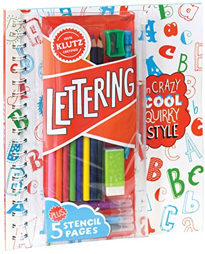 Lettering: in Crazy Cool Quirky Style