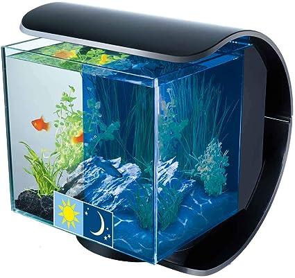 Tetra delights silhouette tank lt. 12 acquari in vetro, multicolore, unica 4004218246256