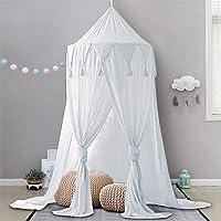 Minetom - Dosel para cama de bebé,