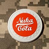 fallout nv ultimate edition - FALLOUT Nuka Cola PVC Rubber Morale Patch by NEO Tactical Gear Morale Patch - Hook Backed