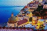 Jigsaw Puzzle 1000 Piece - Dreamy Positano