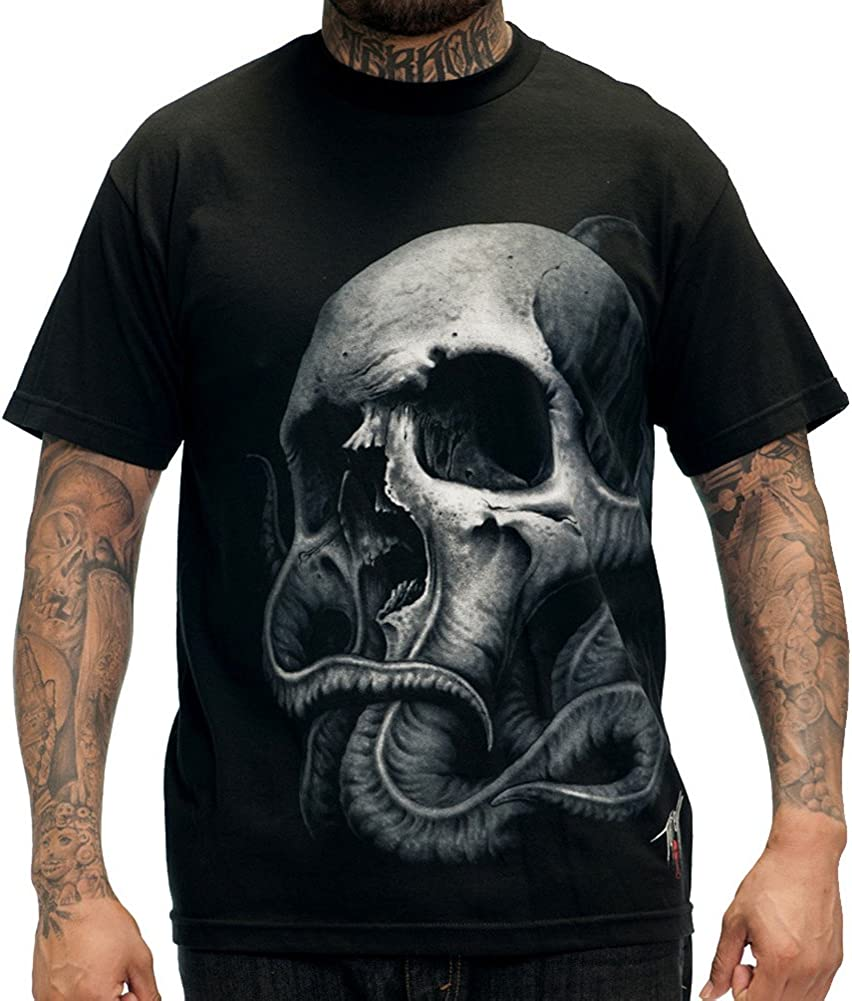 Sullen Tyrrell - Camiseta para Hombre (Talla 4XL), Color Negro: Amazon.es: Ropa y accesorios