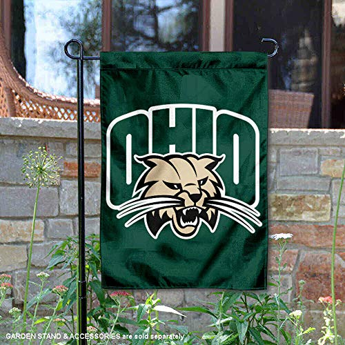 Ohio University Garden Flag and Yard Banner