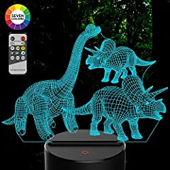 If you are looking for a perfect gift for kids, then AMIVOO 3D illusion lamp is something that is guaranteed to make them smile.        If you would like to get something that will add decor to your home or impress your friends, then A...