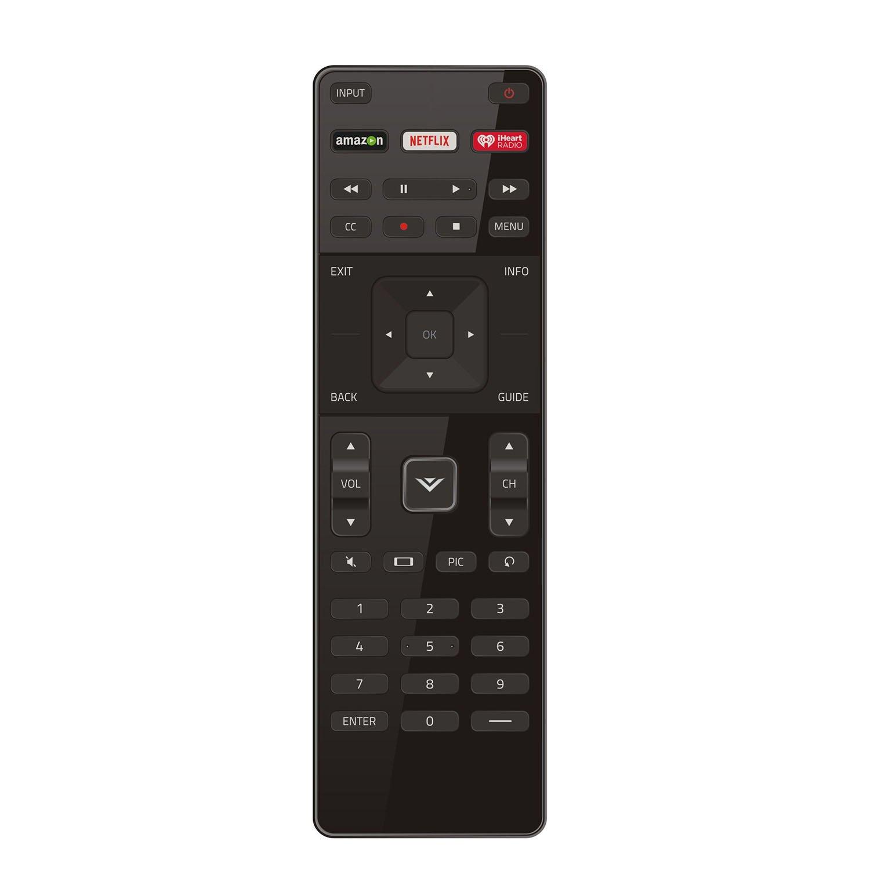 Control Remoto Vizio Xrt122 LED HDTV E Series E70 c3 E65 ...