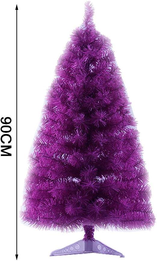 LZQ Sapin de No/ël artificiel en pin PVC