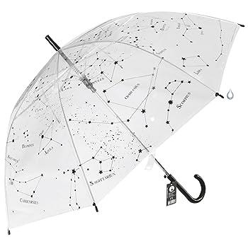 meilleur site web 414ed 6064f Parapluie Transparent Constellations ouverture automatique ...