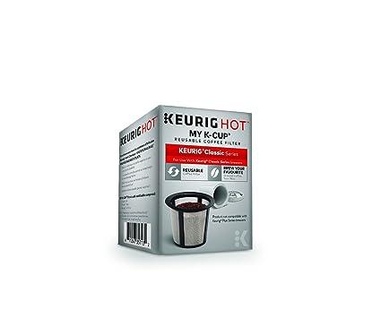 Amazoncom Keurig My K Cup Reusable Ground Coffee Filter