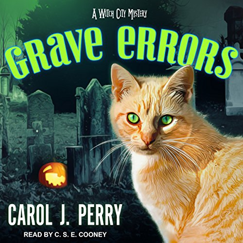 Grave Errors: A Witch City Mystery, Book 5
