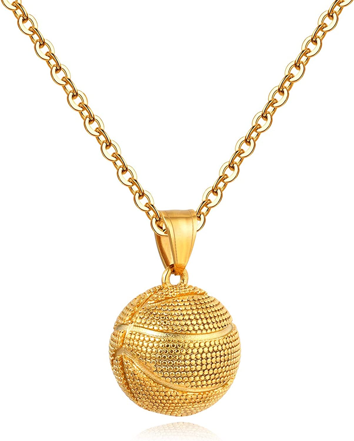 TEMICO Gold//Silver Tone Bullet Pendant Stainless Steel Urn Necklace for Ashes Cremation Memorial Jewelry