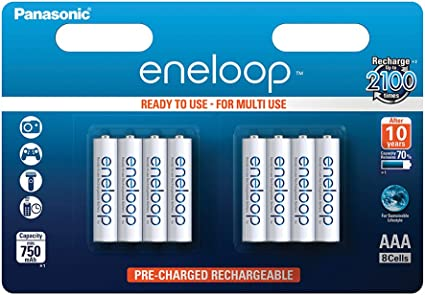 Panasonic Eneloop Ready To Use Ni Mh Battery Aaa Elektronik