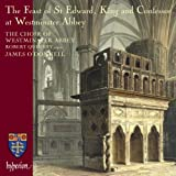 The Feast of St Edward, King and Confessor, at Westminster Abbey