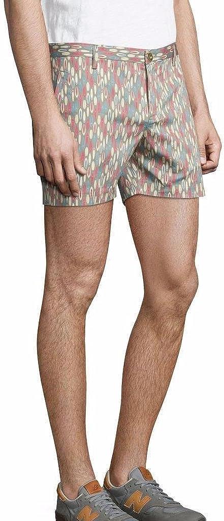 parke /& ronen Surfboard Sage Medallion Holler Shorts Mens Size 34