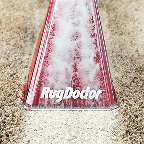 Rug Doctor Portable Spot Cleaner Removes Stains And