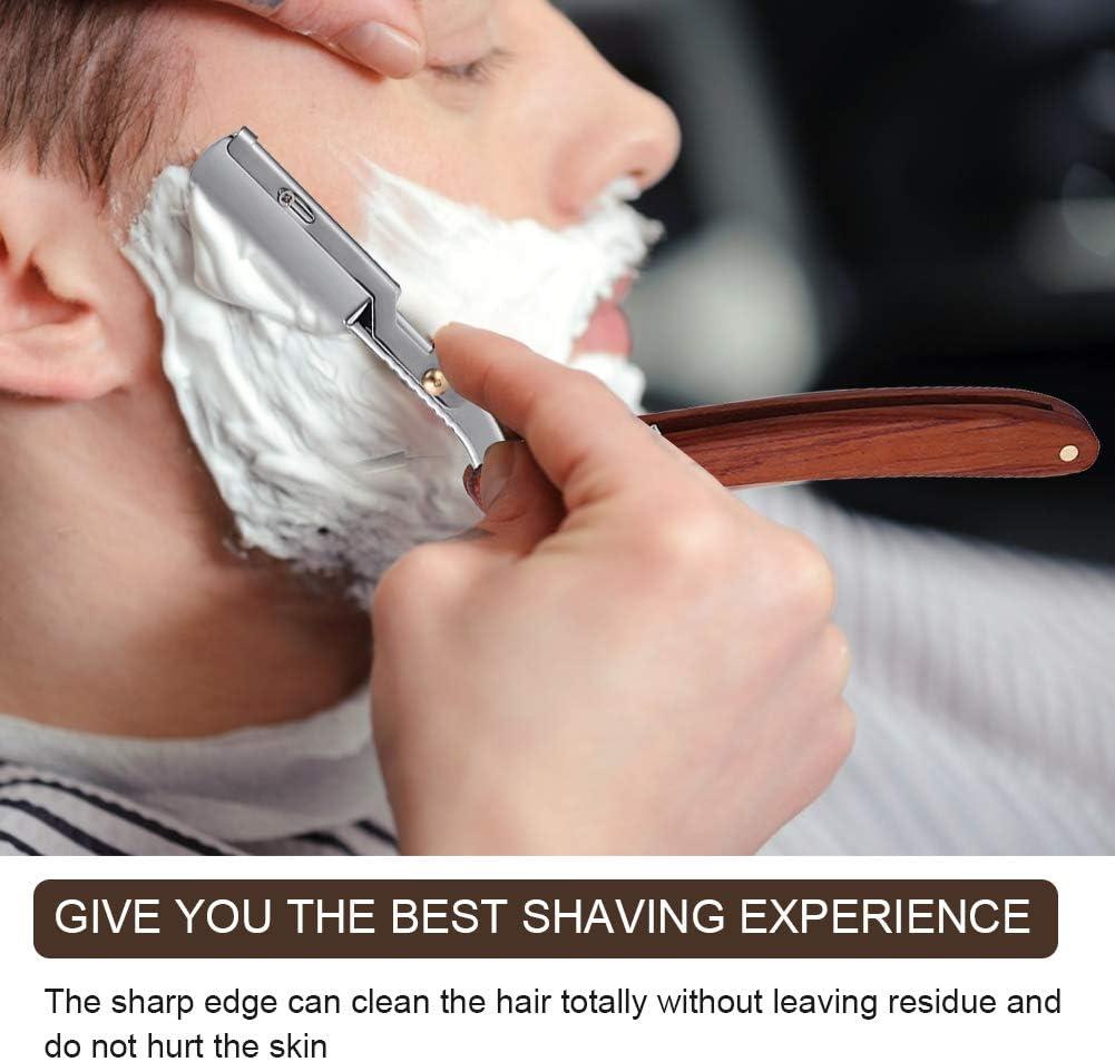 Maquinilla de afeitar tradicional para hombres, afeitadora de ...