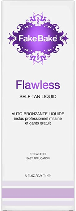 Fake Bake Flawless, 6 fl.oz Best Sunless Tanners