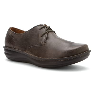 Alegria Mens Liam Oxfords Drifted