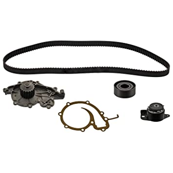 Amazon.com: Water Pump Timing Belt Kit FEBI For RENAULT ...