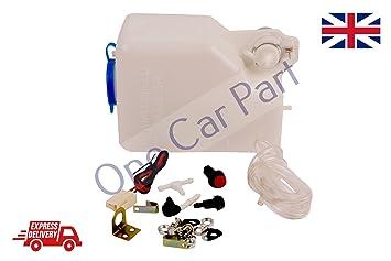 Juego completo de limpiaparabrisas de repuesto para Rally Race Kit 24 V 1,5 L: Amazon.es: Coche y moto