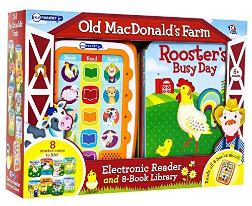 Me Reader Jr™ Old MacDonald's Farm: Electronic Reader and 8-Book