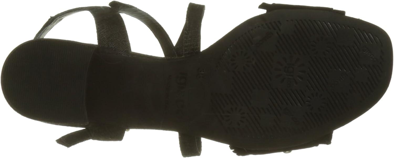 IGI&Co Dmu 11806 Damessandalen zwart.