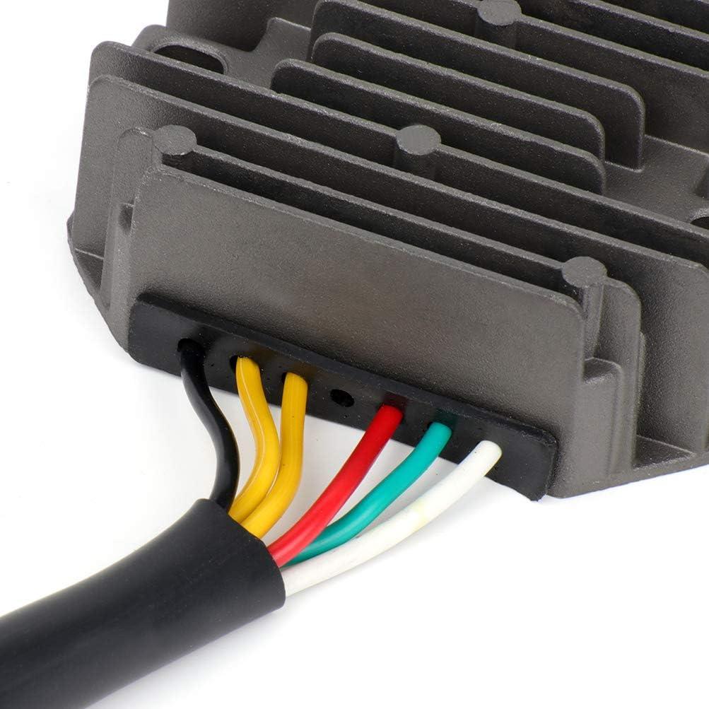 ZENITHIKE Voltage Regulator Rectifier 3004-517 for Arctic Cat EXT ...