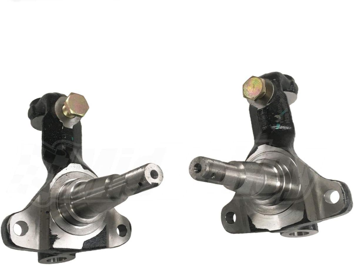 Body Disc Brake Stock Spindles For 1964-1972 Chevy Chevelle GM GTO