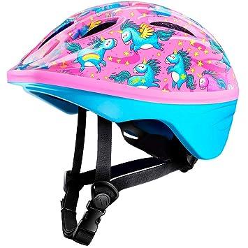 OutdoorMaster Casco para niños - Casco para Bicicleta para niños (3-5 años)