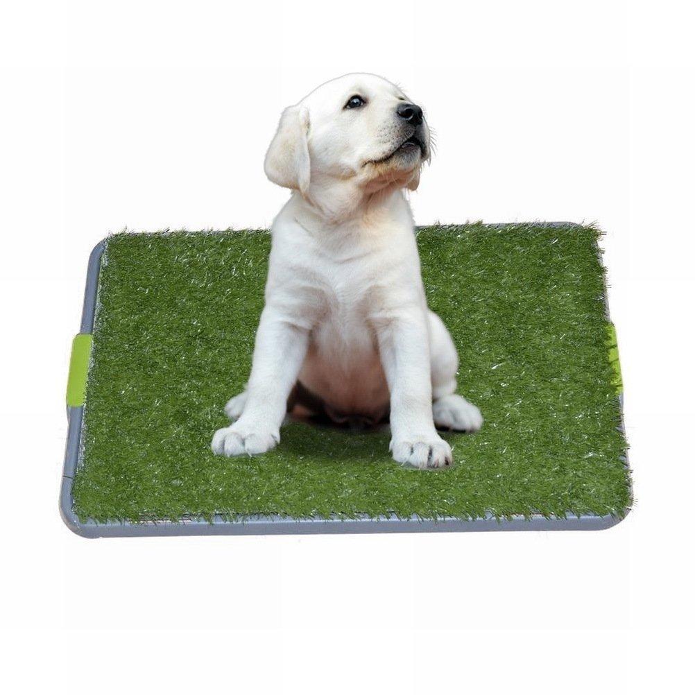 amazon com synturfmats indoor pet potty pad 3 layers dog toielt