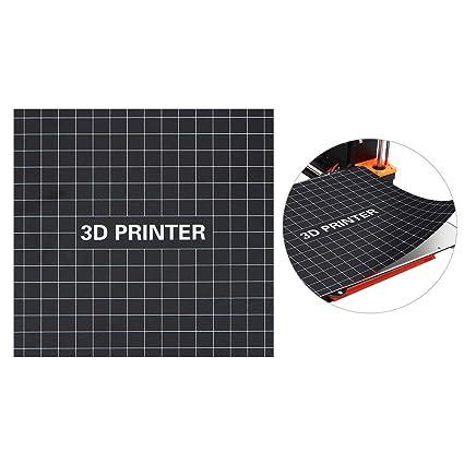 Festnight 400 * 400 mm Impresión 3D Estructura de la superficie ...
